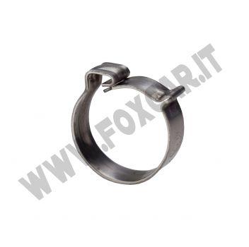 Fascette clic clac in acciaio inox. Guarda le misure disponibili