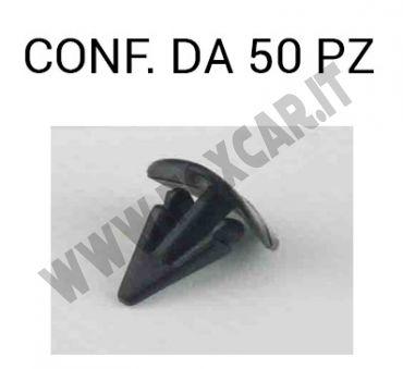 """Bottone rivestimento cofano Fiat Uno """"90"""""""
