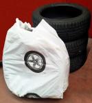 Sacchi porta gomme per cambio pneumatici