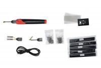 Mini saldatore plastica a batteria ricaricabile