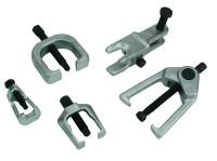 Kit di 5 estrattori per le testine sterzo e sospensioni