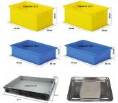 Promo Kit di 6 vasche vari utilizzi