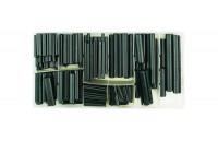 Kit di 450 spine elastiche in acciaio con misure metriche da 2 a 10 mm