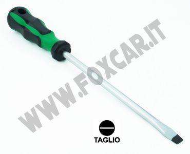 Cacciavite a taglio da 8 mm e lama da 175 mm per carrozzeria e officina