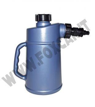 Caraffa mescitore acqua distillata batteria