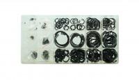 Kit 300 anelli seeger interni per cave nei fori da 3 a 32 mm di diamet...