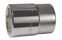 Chiave a bussola esagonale da 30 mm e quadro da 3/4