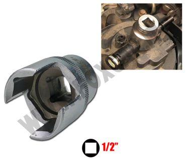 Chiave a bussola per la rimozione dei filtri gasolio su motori 2.0 e 2.2 HDi