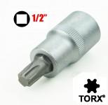 Chiave a bussola TORX 55 con attacco da 1/2 pollice