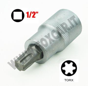 Chiave a bussola TORX 70 con attacco da 1/2 pollice