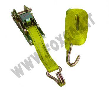Cinghia di fissaggio ancoraggio a nastro con cricco di tensione