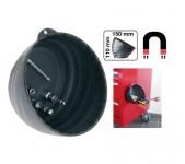 Contenitore magnetico porta minuterie e attrezzi
