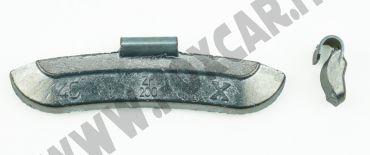 Contrappesi in zinco cerchi acciaio da 40 grammi